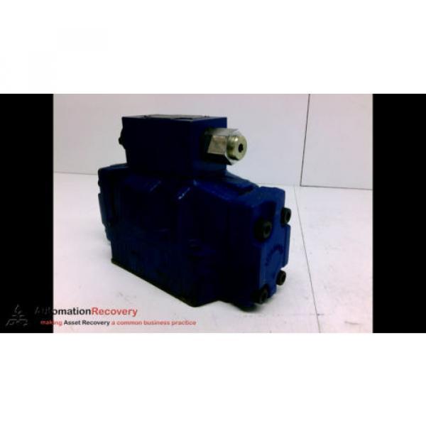 REXROTH R900918500 HYDRAULIC VALVE, SEE DESC #4 image