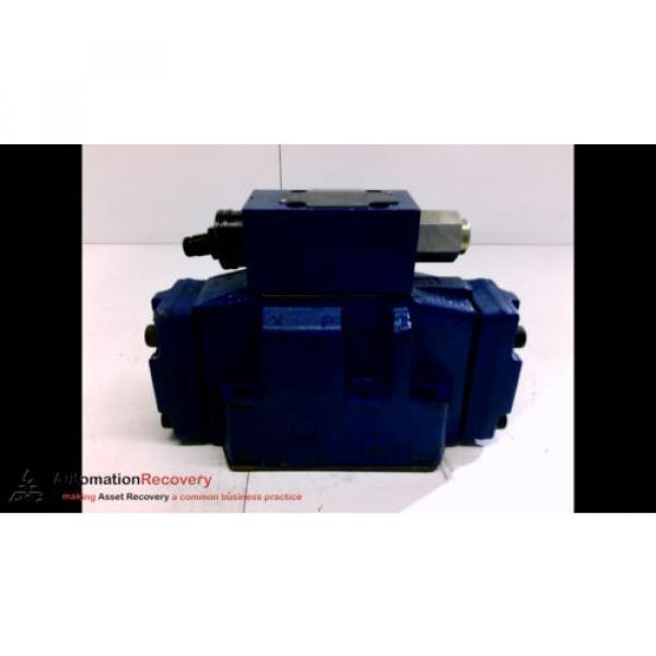 REXROTH R900918500 HYDRAULIC VALVE, SEE DESC #5 image