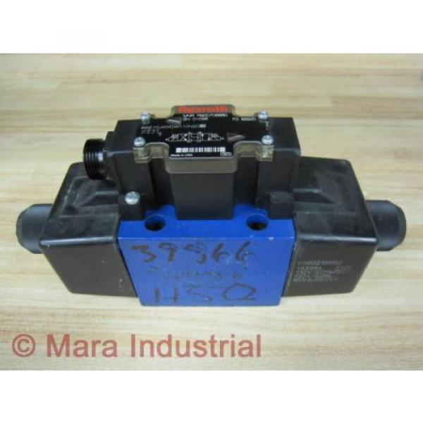 Rexroth Singapore Canada Bosch R900708880 Valve 4WE10J40/CW110N9D K25L - New No Box #1 image