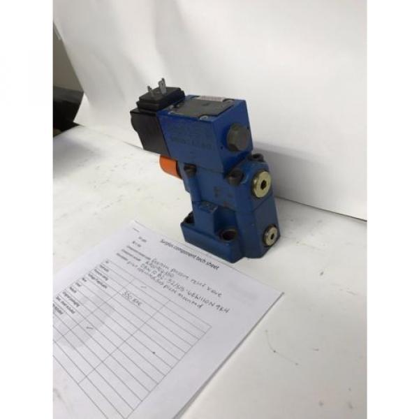Rexroth pressure relief valve R900906350 #3 image