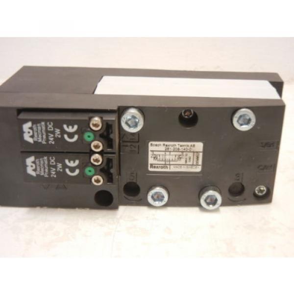 REXROTH BOSCH 261-208-140-0 Origin-NO BOX VENTIL 261-2 VALVE 24VDC 2612081400 #2 image