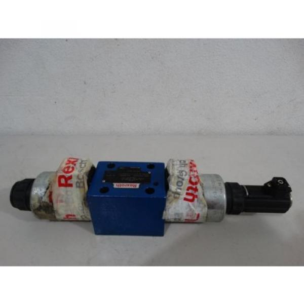Rexroth R900954102 Proportional valve 4WRE10E75-21/G24K4/V #1 image