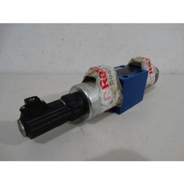 Rexroth R900954102 Proportional valve 4WRE10E75-21/G24K4/V #2 image