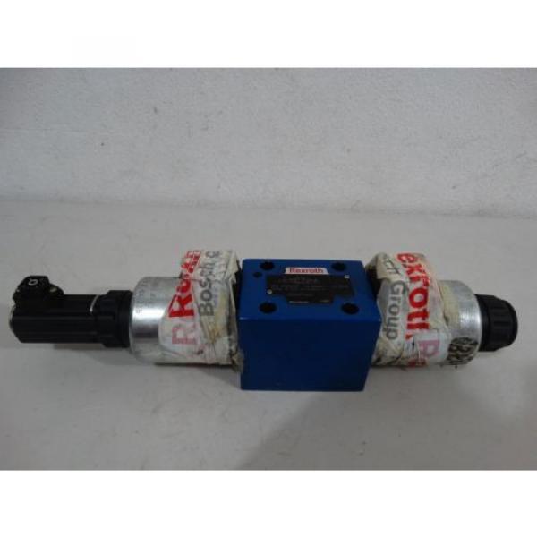 Rexroth R900954102 Proportional valve 4WRE10E75-21/G24K4/V #3 image
