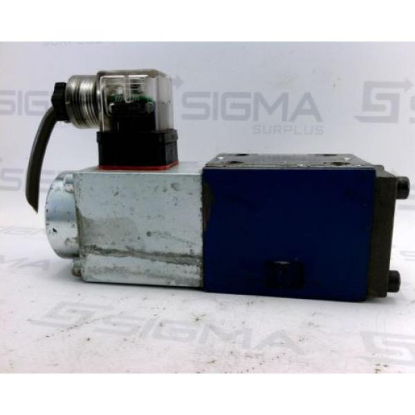 Bosch Rexroth 0811403104  Hydraulic Proportional Directional Control Valve #1 image
