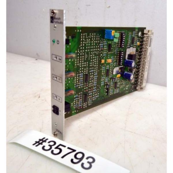 Rexroth Australia Russia Amplifier Card VT-VSPA1-1-11-B (Inv.35793) #1 image