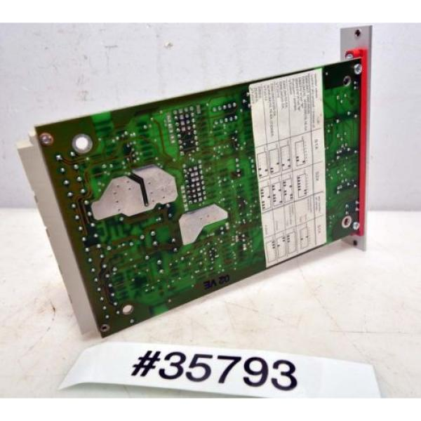 Rexroth Australia Russia Amplifier Card VT-VSPA1-1-11-B (Inv.35793) #2 image
