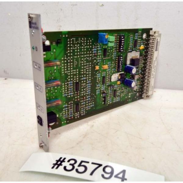 Rexroth Australia Russia Amplifier Card VT-VSPA1-1-11-B (Inv.35793) #5 image