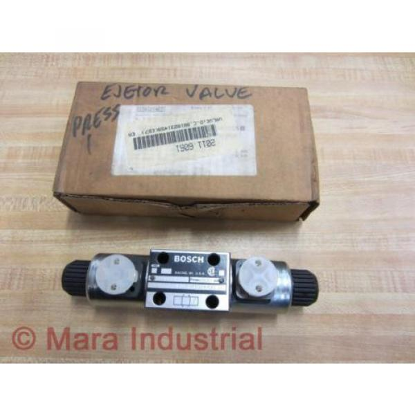 Rexroth Canada Germany Bosch Group 9810231459 Valve 081WV06P1V1091WS024/00 D51 #1 image