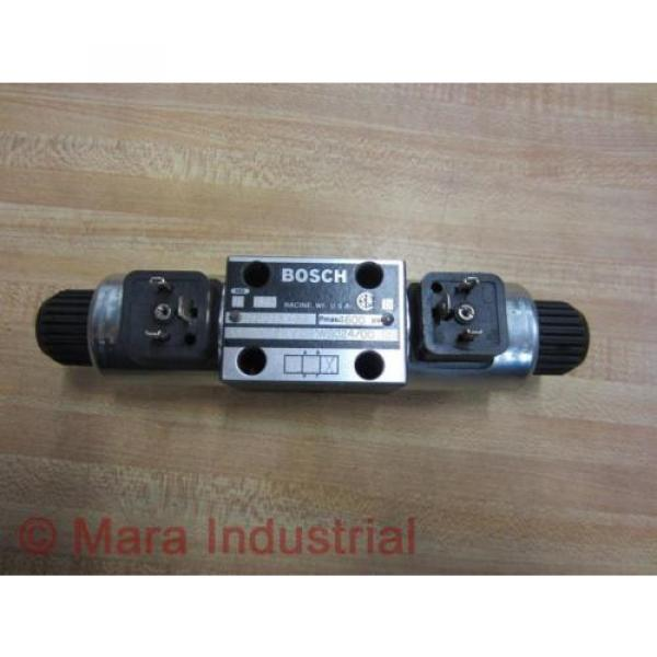 Rexroth Canada Germany Bosch Group 9810231459 Valve 081WV06P1V1091WS024/00 D51 #2 image