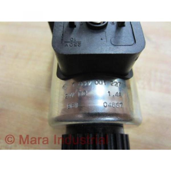 Rexroth Canada Germany Bosch Group 9810231459 Valve 081WV06P1V1091WS024/00 D51 #6 image