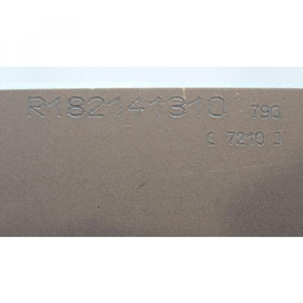 Rexroth Canada Singapore (02)  Bosch Rollenwagen Führungswagen Linearführung R182141310 #7 image