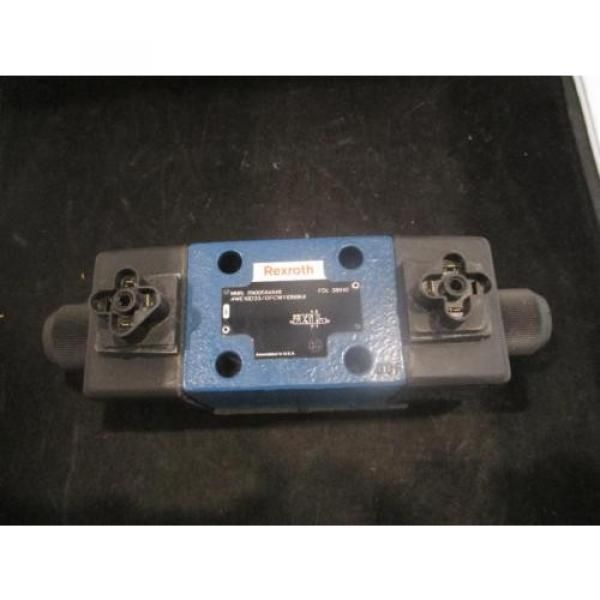 RexRoth Australia Italy Two-Way Directional Spool Valve - P/N: R900594948, Model: 4WE10D33 #1 image