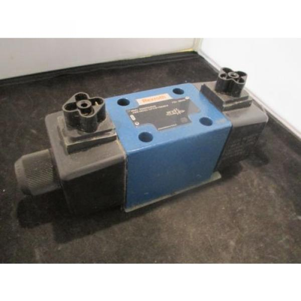 RexRoth Australia Italy Two-Way Directional Spool Valve - P/N: R900594948, Model: 4WE10D33 #5 image