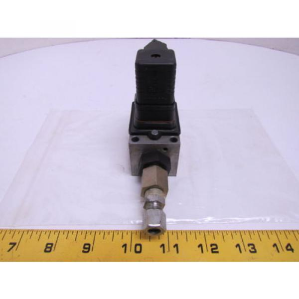 Rexroth HED4OA17/50Z14/12 447 558 Hydraulic Valve #4 image