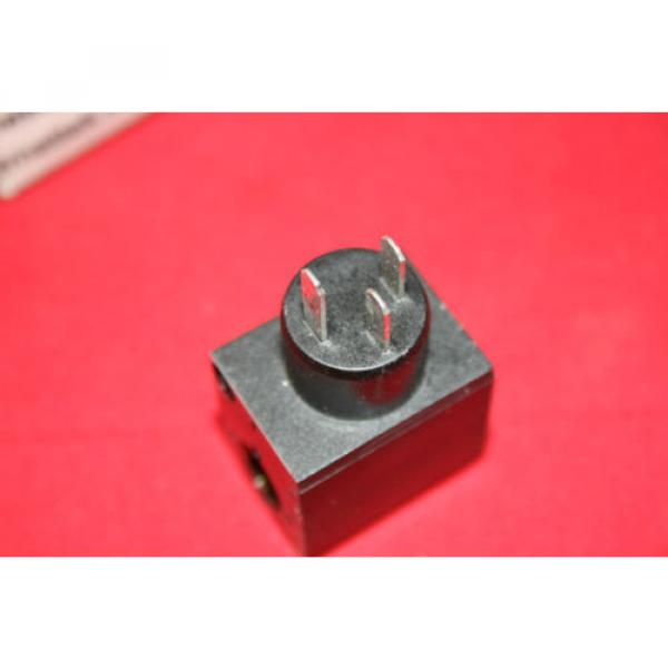 Origin Bosch Rexroth Solenoid Valve Coil 24VDC - 1 824 210 292 - 1824210292 - BNIB #4 image