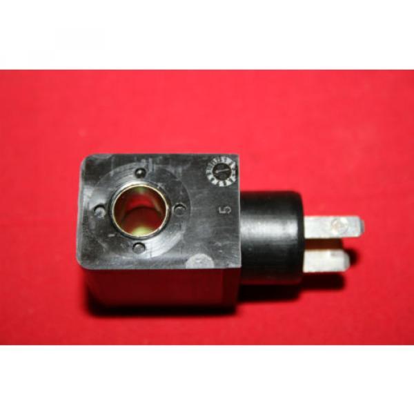 Origin Bosch Rexroth Solenoid Valve Coil 24VDC - 1 824 210 292 - 1824210292 - BNWOB #3 image