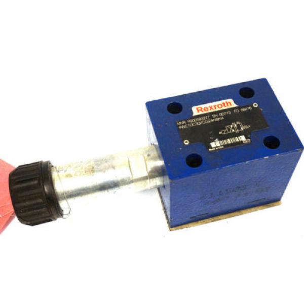 NEW Mexico Italy REXROTH 4WE10C33/CG24N9K4 DIRECTIONAL CONTROL VALVE R900593277 #1 image