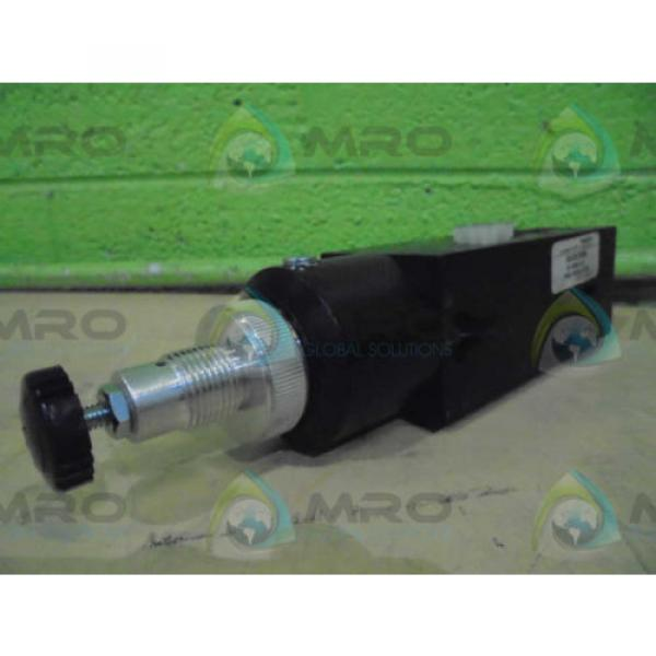 REXROTH China Italy R432025890 SNGL REGULATOR  *NEW AS IS* #2 image