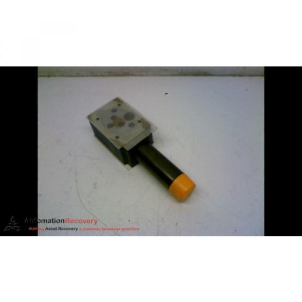 REXROTH R900587492 ZDR 10 DA2-54/75Y/12 HIGH PRESSURE REDUCING VALVE, NE #166928 #1 image