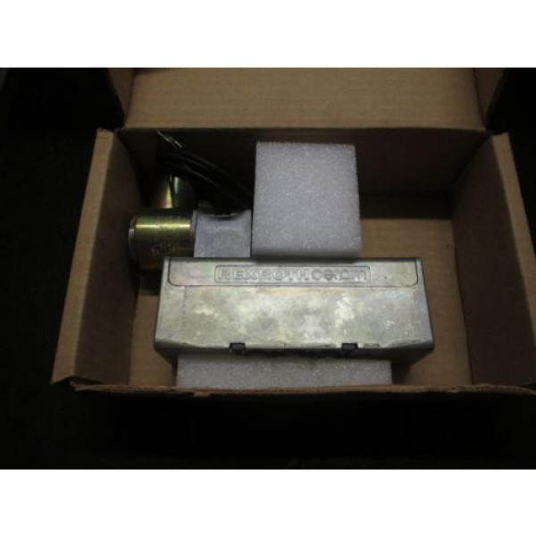 origin Rexroth 2 Position Solenoid Valve - GT-10061-4340 #3 image