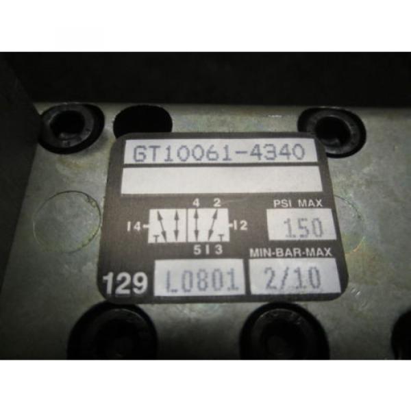 origin Rexroth 2 Position Solenoid Valve - GT-10061-4340 #4 image