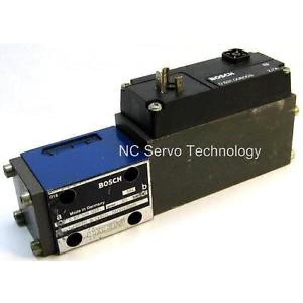 Rexroth 4WRPH6C4B12L-2X/G24Z4/M Bosch 0811-404-037 Prop Valve Rebuilt/Warranty #1 image