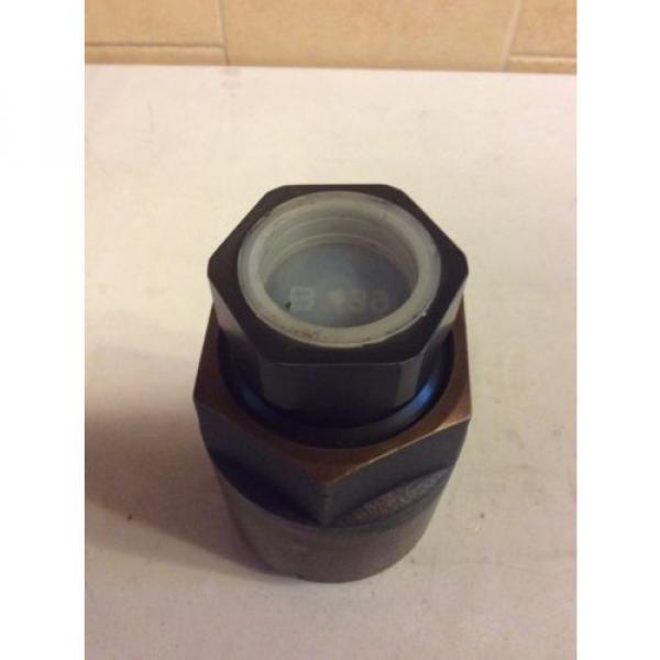 REXROTH THROTTLE CHECK VALVE MK30G13 Origin  R900423333 #3 image