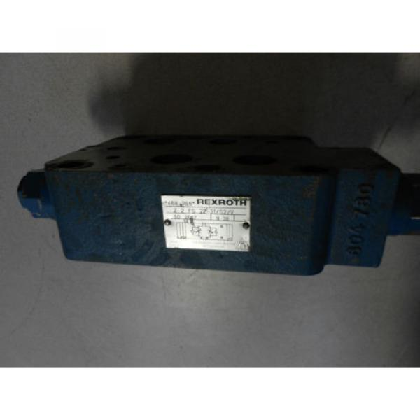 Rexroth Hydraulics check valve 468 786 #2 image