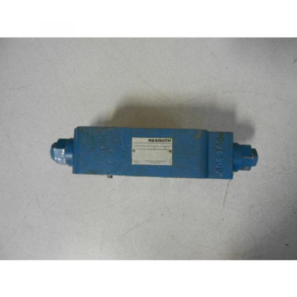 Rexroth Hydraulics check valve 468 786 #4 image