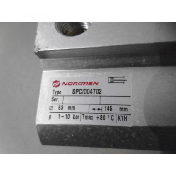 REXROTH Germany Russia SPC/004702 PNEUMATIC CYLINDER *NEW NO BOX* #4 image