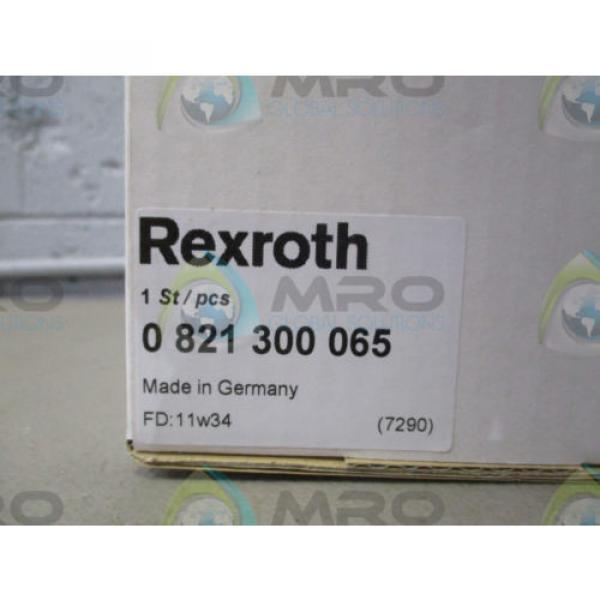 REXROTH Japan Egypt 0 821 300 065 FILTER LUBRICATOR REGULATOR *NEW IN BOX* #2 image