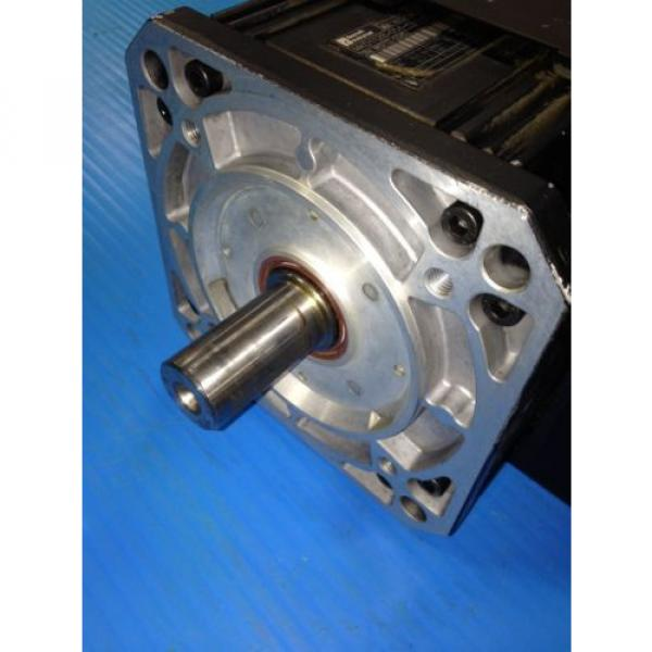 REXROTH China Japan INDRAMAT MKD112B-058-KG0-AN MOTOR & LEM-RB112C2XX COOLING FAN USED (2F) #3 image