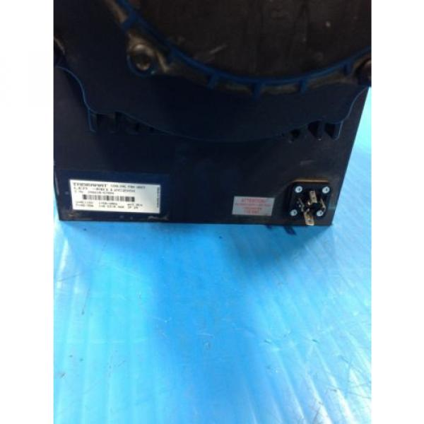 REXROTH China Japan INDRAMAT MKD112B-058-KG0-AN MOTOR & LEM-RB112C2XX COOLING FAN USED (2F) #7 image