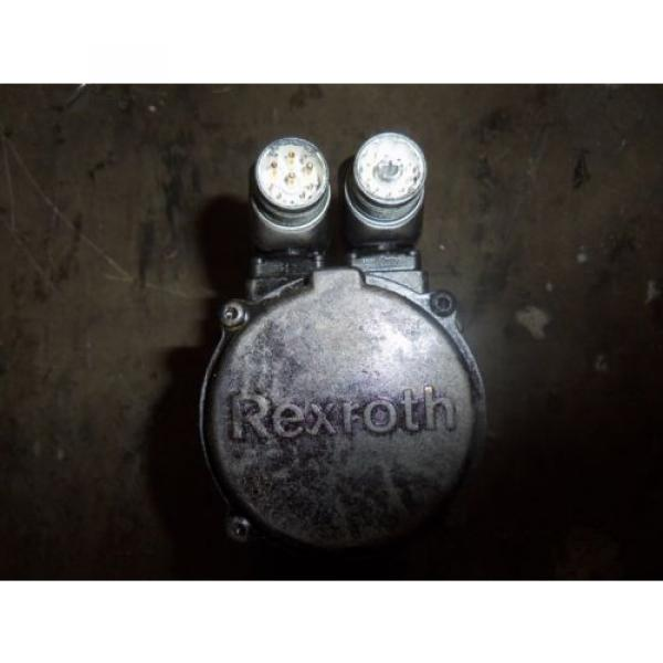 REXROTH Australia Japan MSK050C-0600-NN-M1-UP1-NNNN PERMANENT MAGENT MOTOR *USED* #4 image