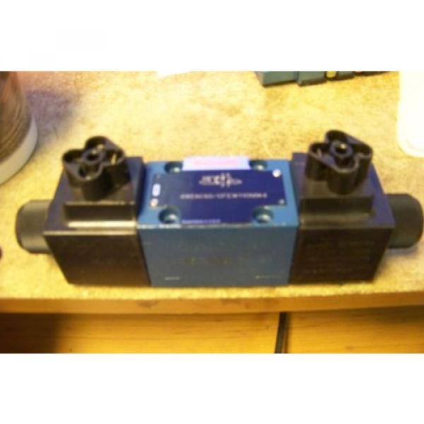 rexroth 4we6c60/ofew110n9k4 solenoid operated valve #1 image