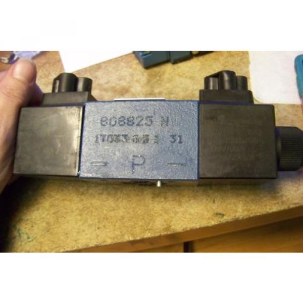 rexroth 4we6c60/ofew110n9k4 solenoid operated valve #2 image