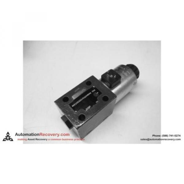 REXROTH Mexico Italy 4WE10EB33/CG24N4K4QM0G24 DIRECTIONAL CONTROL VALVE, NEW* #121041 #1 image