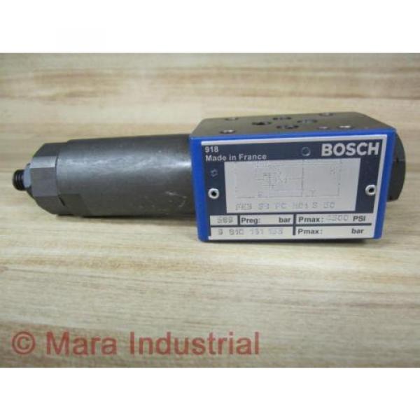 Rexroth Bosch FE3 SB PC M01 S 50 Valve - origin No Box #1 image