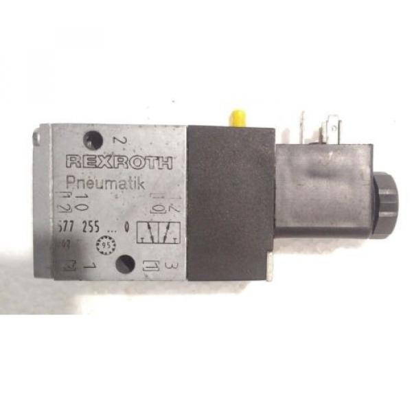 577-255-022-0 Rexroth 577 255 3/2-directional valve, Series CD04 solenoid coil #1 image