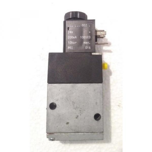 577-255-022-0 Canada Russia Rexroth 577 255 3/2-directional valve, Series CD04 solenoid coil #4 image