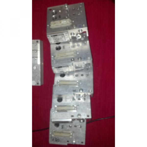 Bosch Rexroth 0 821 706 008  Valve Banks 395,  055, 401, 080  R480039932 #2 image