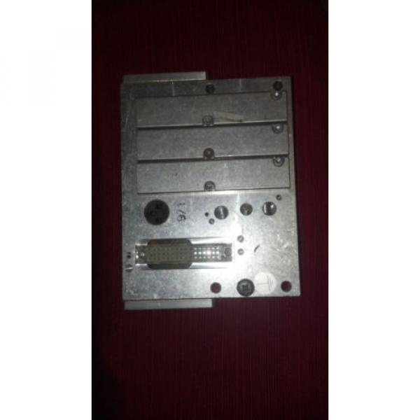 Bosch Rexroth 0 821 706 008  Valve Banks 395,  055, 401, 080  R480039932 #3 image