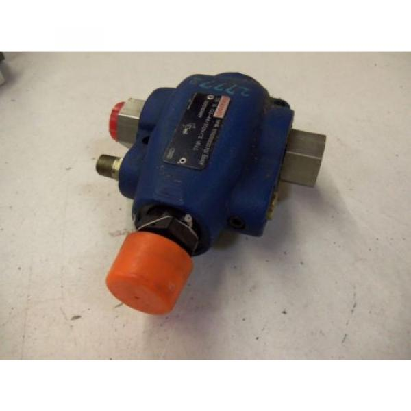 REXROTH Italy Greece DB 15 G2-44/350V/12 W65 VALVE RELIEVE PILOT OPERATED R900388022 *USED* #3 image