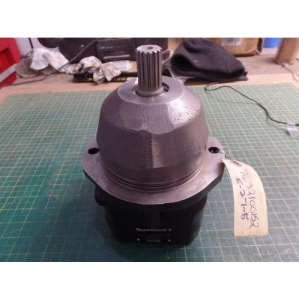 GENUINE Germany USA REXROTH 7632100152 DRIVE MOTOR, SN 42086347, GROVE MANLIFT  NOS #1 image