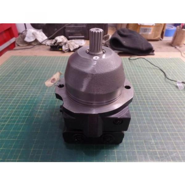 GENUINE Germany USA REXROTH 7632100152 DRIVE MOTOR, SN 42086347, GROVE MANLIFT  NOS #4 image