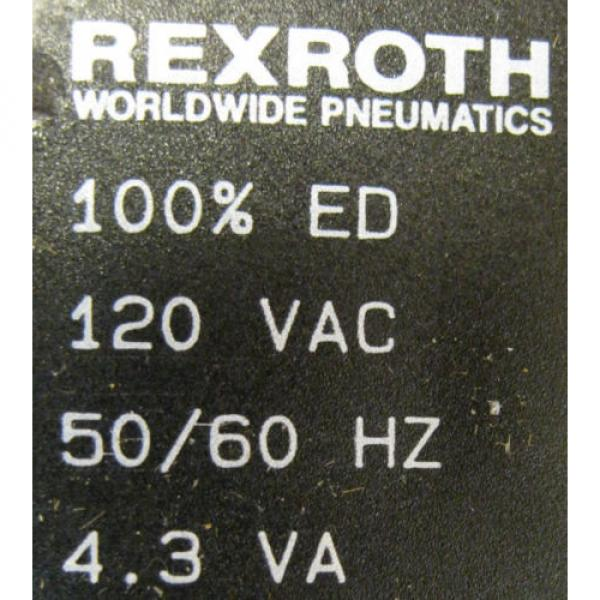 Rexroth Mecman CERAM Valve GT-010062-02424 #6 image