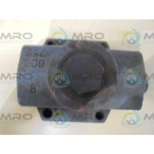 REXROTH  DR20541/200Y  VALVE USED #4 image