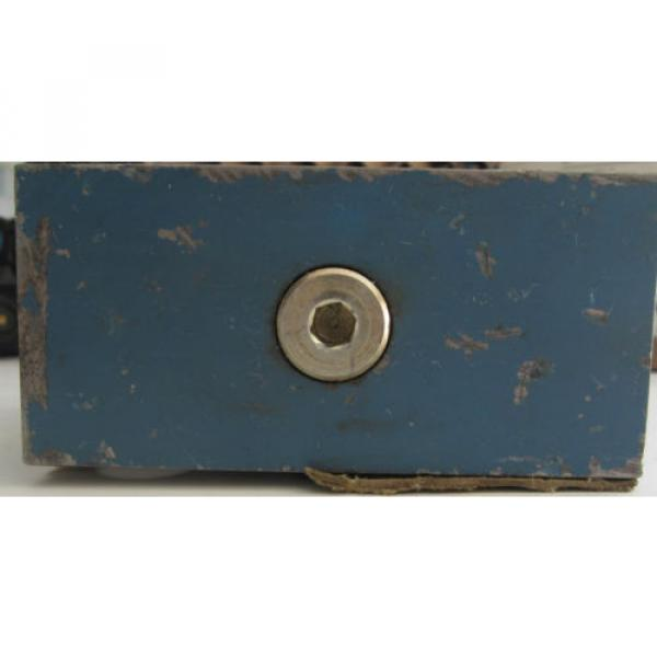 BOSCH Rexroth MNR R900976978 HYDRAULIC VALVE ASSEMBLY LFA 40 WEA-71/A12/12 #2 image