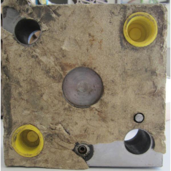 BOSCH Rexroth MNR R900976978 HYDRAULIC VALVE ASSEMBLY LFA 40 WEA-71/A12/12 #3 image